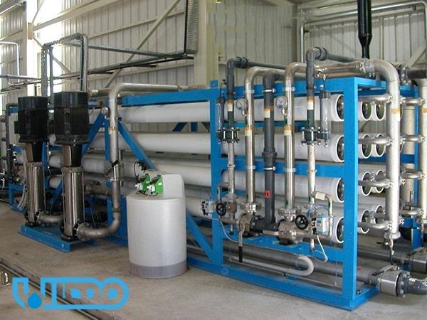 دستگاه تصفیه آب دامداری