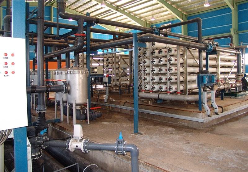سیستم تصفیه آب بیمارستانی