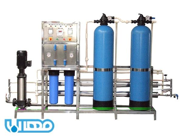 مزایای دستگاه تصفیه آب کشاورزی