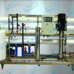 مبانی طراحی سیستم آب شیرین کن صنعتی