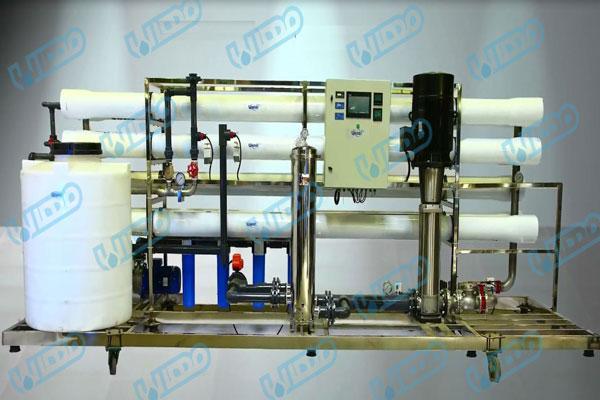 طراحی آب شیرین کن صنعتی